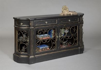 Picture of Pulaski - Spanish Design Credenza