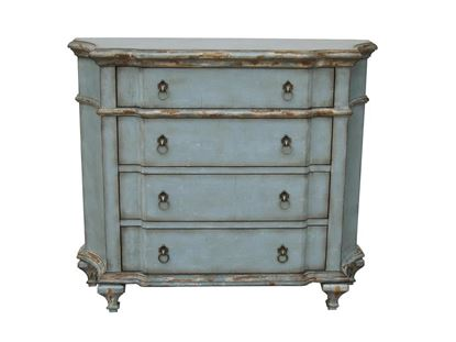 Picture of Pulaski - Accent Chest with French Blue Finish