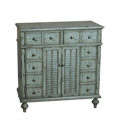 Picture of Pulaski - Apothecary Style Accent Chest