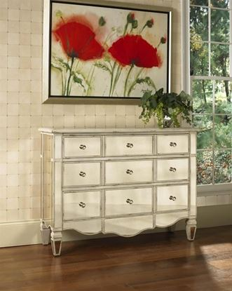 Picture of Pulaski - Mirrored Accent Chest