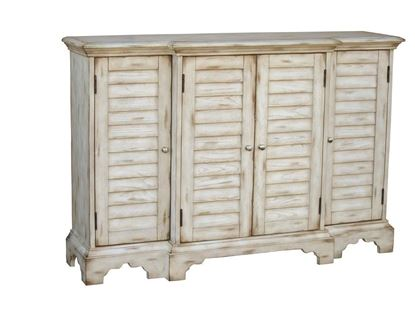 Picture of Pulaski - Weathered Accent Credenza