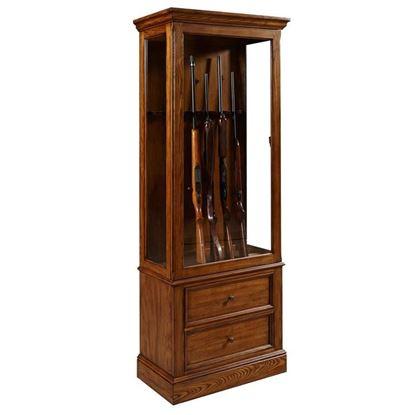 Picture of Pulaski Showcase Gun Cabinet
