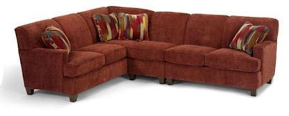 Picture of Dempsey Fabric Sectional Model 5641