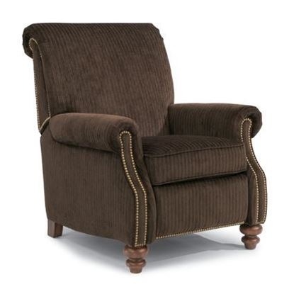 Picture of Bay Bridge Fabric High Leg Recliner