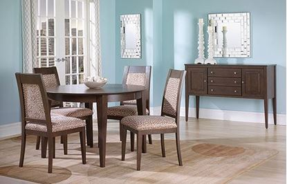 Picture of Custom Dining Group 4848-2929M-PG