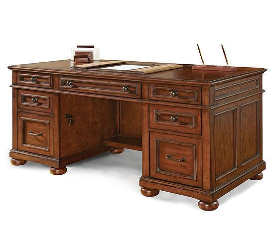 Picture of American Heritage Executive Desk