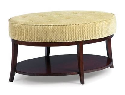 Picture of Fairfield 1618-20  Oval Cocktail Ottoman