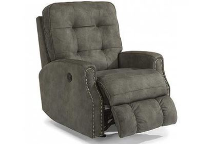 Devon Power Recliner without Nailhead Trim