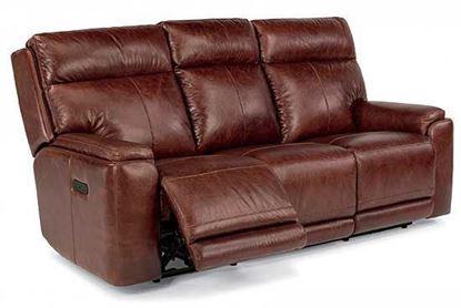 Sienna Power Reclining Leather Sofa