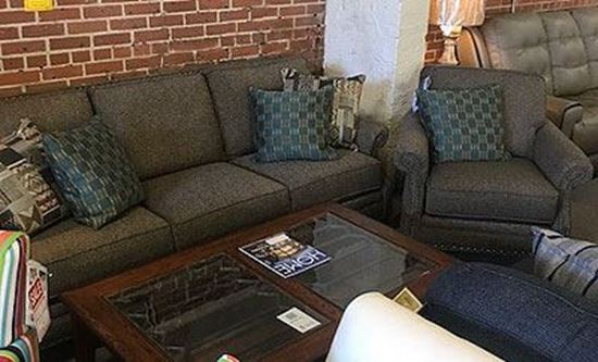 Discount Flexsteel Sofa and Chair