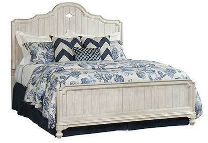 Picture of Litchfield - Laurel Panel Bed