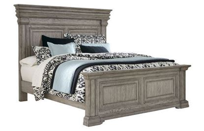 Madison Ridge Panel Bed