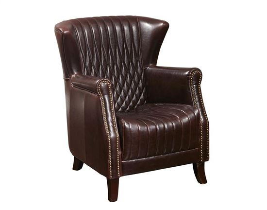 Picture of Pulaski - Murray Leather Chair