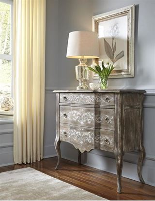 Picture of Pulaski - French Styled Chest with rustic finish