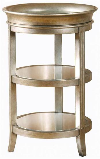 Picture of Pulaski - Metallic Accent Table
