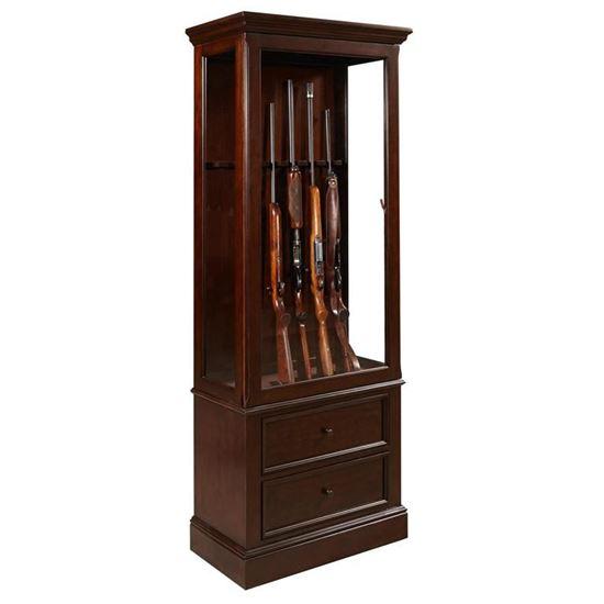Picture of Pulaski #21500 Gun Cabinet