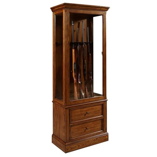 Picture of Pulaski Showcase Gun Cabinet