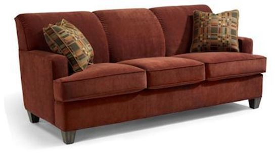 Town & Country Furniture Is A Discount Furniture Outlet Serving Asheville, NC Offers Name Brands Like Bassett, Flexsteel, Rowe And More. Dempsey Fabric Sofa
