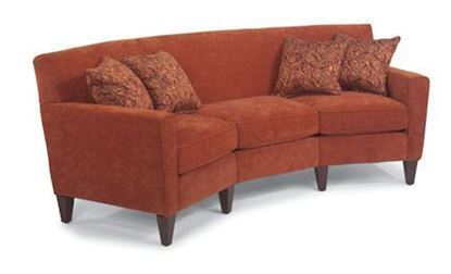 Digby Conversation Sofa Model 5966-323 from Flexsteel furniture