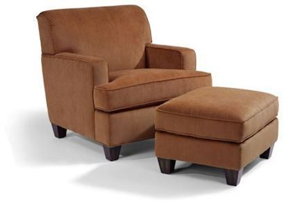 Dempsey Fabric Chair & Ottoman (5641-10_5990-08)