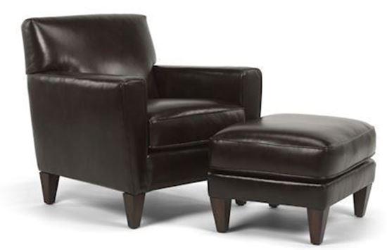 Digby Chair & Ottoman (3966-10-08)