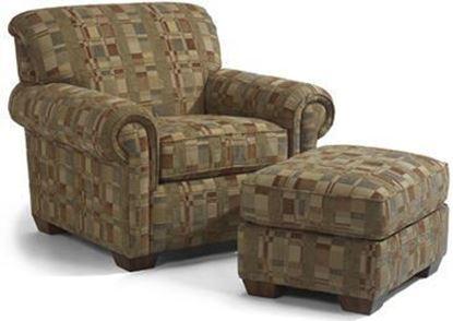 Main Street Chair & Ottoman (5988-10-08)