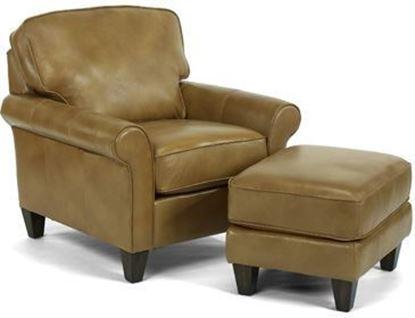Westside Chair & Ottoman (3979-10-08)