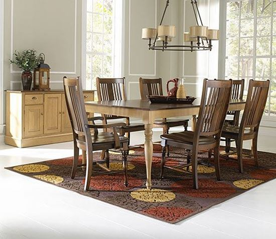 Picture of Custom Dining 4268-1420M-TD