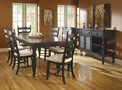 Picture of Custom Dining 4268-2763A-TI
