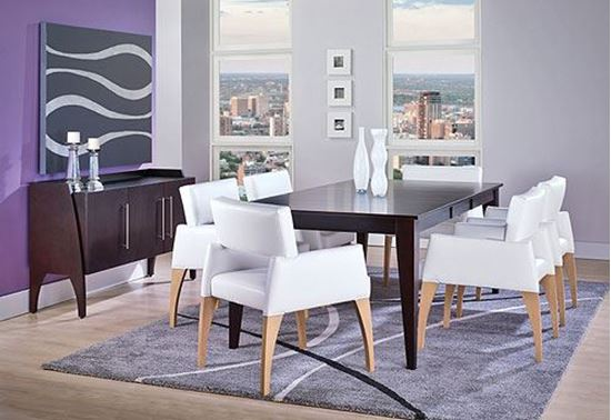 Picture of Custom Dining Group 4268-3030M-PG