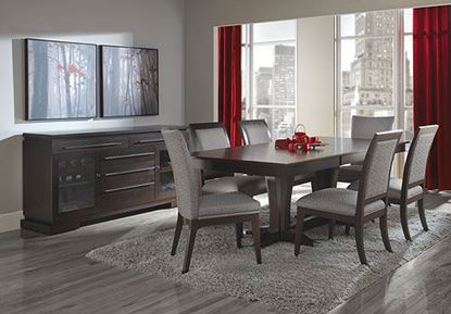 Picture of Custom Dining Group 4268-3030M-XA