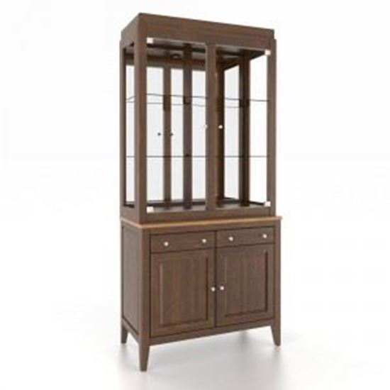 Picture of Cognac Washed Buffet 3800 w/ Buffet