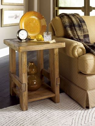 Picture of LUBERON Rectangular End Table -KD