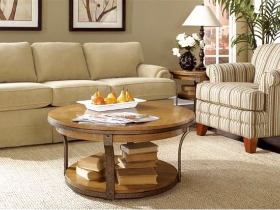 Picture of VERO Round Cocktail Table -KD