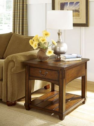 Picture of TACOMA    Rectangular Drawer End Table -KD
