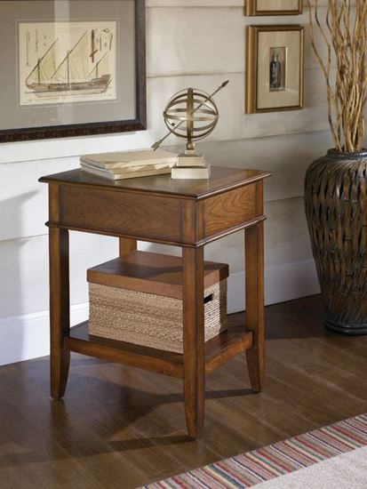 Picture of MERCANTILE Corner Table -KD