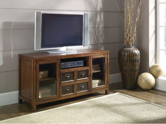 Picture of MERCANTILE Entertainment Console Table