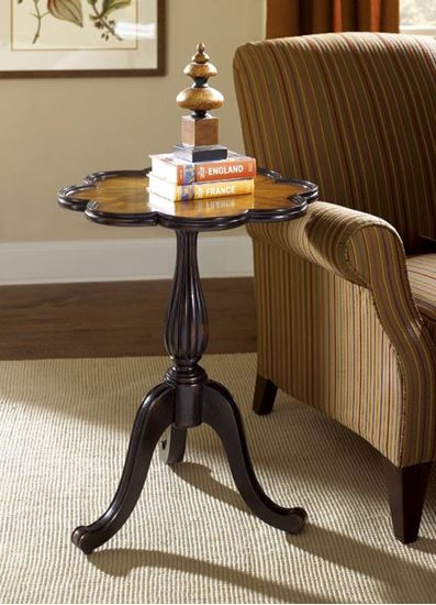 Picture of HIDDENTREASURES Flower End Table