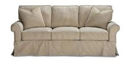 "Picture of Rowe ""Nantucket"" Slipcover Sofa"