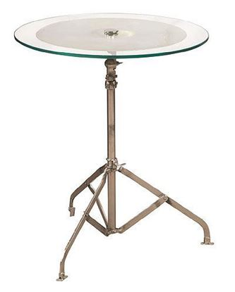 Cymbal Accent Table