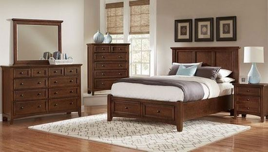 Picture of Bonanza Bedroom Collection