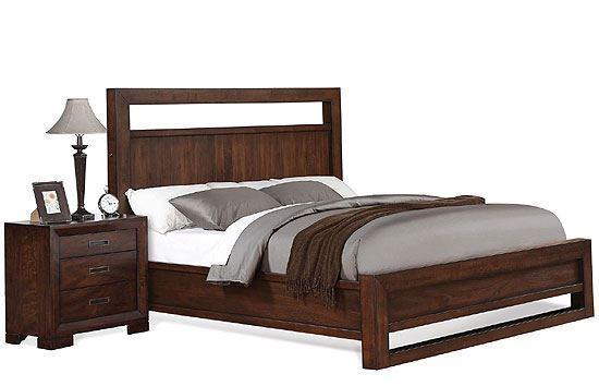 Picture of Riata Panel Bed