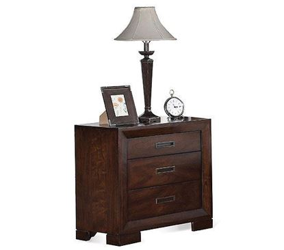 Picture of Riata Three Drawer Nightstand