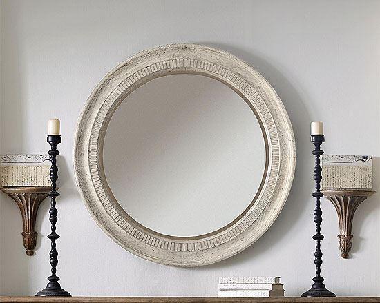 Picture of Aberdeen Round Mirror