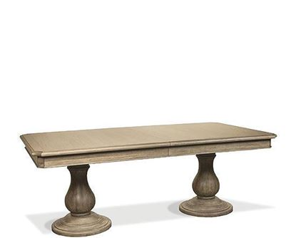 Picture of Corinne Double Pedestal Dining Table