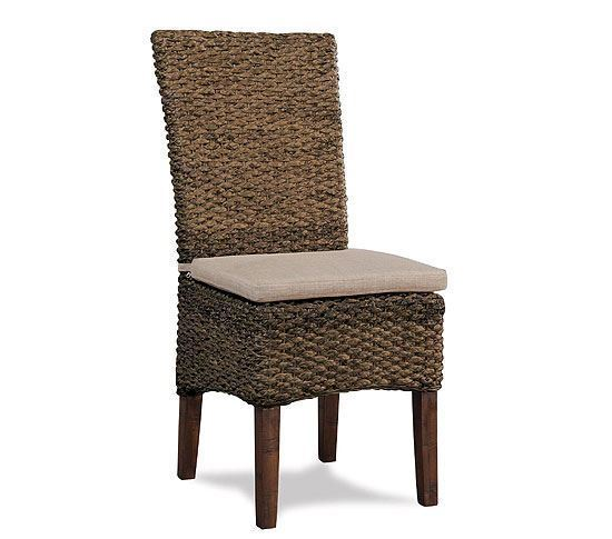 Picture of Mix-N-Match Woven Leaf Side Chair