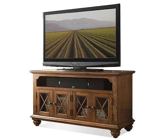 "Allegheny 50"" TV Console"