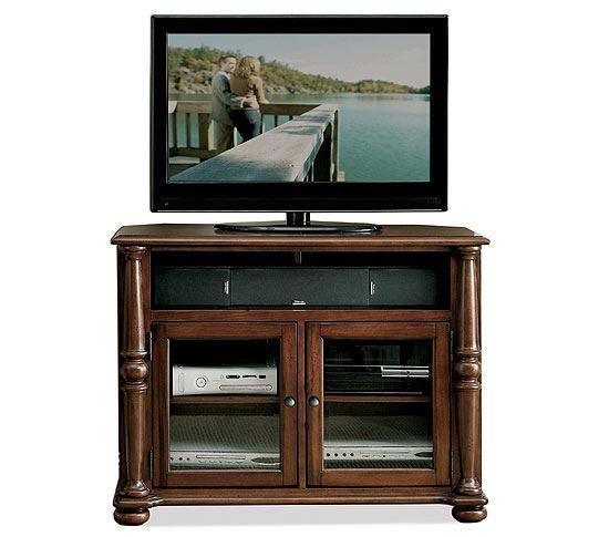 Picture of Dunmore Corner TV Console