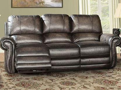 Thurston Havana Leather Sofa