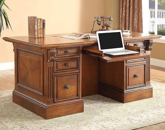 Picture of Huntington Executive Desk